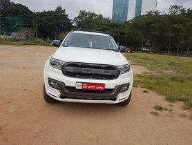 Ford Endeavour 2.2 Trend AT 4X2 2017 in Bangalore