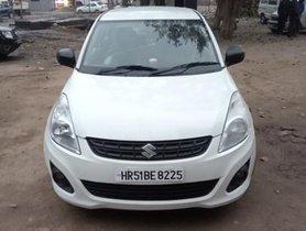Used 2014 Maruti Suzuki Swift Dzire MT for sale in Faridabad - Haryana