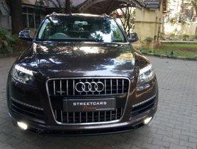 Audi Q7 3.0 TDI quattro AT 2013 in Bangalore