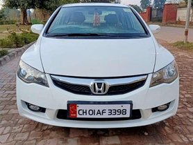 Used 2010 Honda Civic AT car at low price in Chandigarh