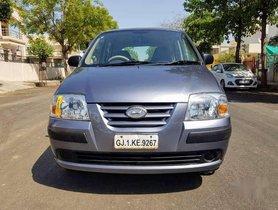Used Hyundai Santro Xing Version GLS MT car at low price in Ahmedabad