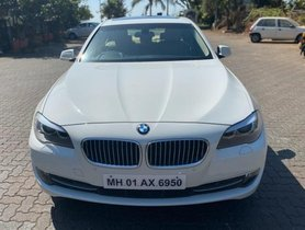 2011 BMW 5 Series AT 2007-2010 for sale in Mumbai