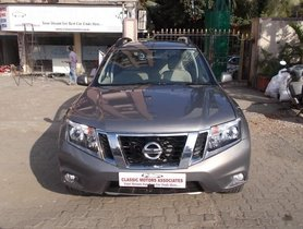 Used Nissan Terrano XL MT car at low price in Mumbai
