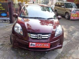 2014 Honda Amaze S i-VTEC MT for sale at low price in Kolkata