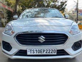 Used 2017 Maruti Suzuki Dzire AT for sale in Hyderabad