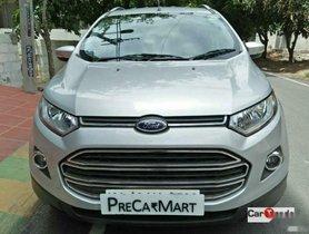 2017 Ford EcoSport 1.5 Petrol Titanium MT for sale at low price in Bangalore