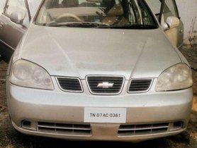 Chevrolet Optra LS 1.6, 2004, Petrol AT in Chennai