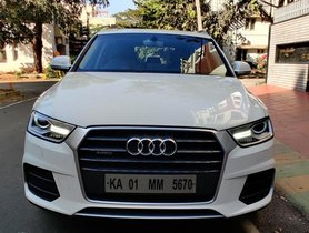 Used 2015 Audi TT AT for sale in Bangalore