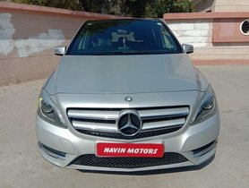 2013 Mercedes Benz B Class Version B180 Sport AT for sale at low price in Ahmedabad