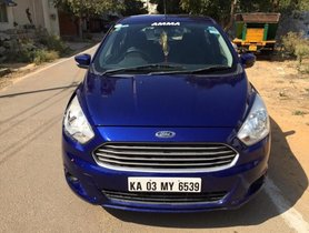 2016 Ford Figo Version 1.2P Trend MT for sale at low price in Bangalore