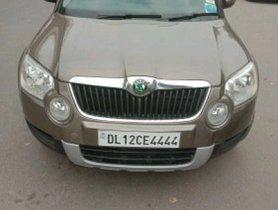 Skoda Yeti 2009-2013 Ambition 4WD MT in New Delhi