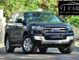 Ford Endeavour 2.2 Trend AT 4X2 2012 for sale in Chennai