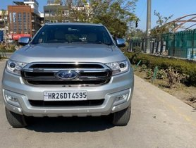 2018 Ford Endeavour Version 3.2 Titanium AT 4X4 for sale at low price in New Delhi
