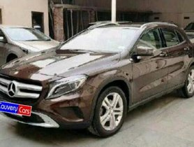 2015 Mercedes Benz GLA Class AT for sale in Bangalore
