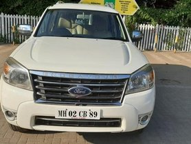2012 Ford Endeavour 3.0L 4X4 AT for sale in Mumbai - Maharashtra