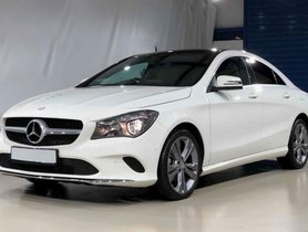Used 2017 Mercedes Benz 200 AT for sale in New Delhi
