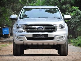 Ford Endeavour 3.2 Trend AT 4X4 for sale in Chennai