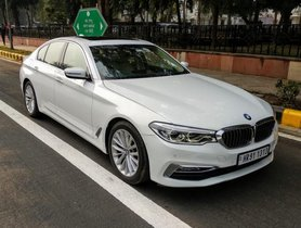 BMW 5 Series 520d Luxury Line AT 2017 in New Delhi