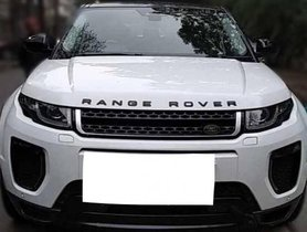 Used 2017 Land Rover Range Rover Evoque HSE Dynamic AT for sale in New Delhi