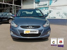 Used Hyundai Verna 1.6 SX VTVT AT 2014 in Pune - Maharashtra