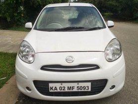 Nissan Micra 2010-2012 Diesel XV MT in Bangalore