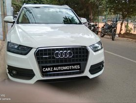 2014 Audi Q3 AT 2012-2015 for sale in Bangalore