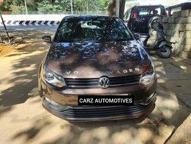 Used Volkswagen Polo 1.2 MPI Comfortline MT 2017 in Bangalore