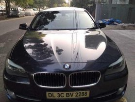 2011 BMW 5 Series 530d Sedan 3.0 AT for sale in New Delhi