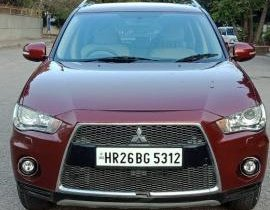 Mitsubishi Outlander 2007-2013 2.4 AT for sale in New Delhi