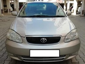 2005 Toyota Corolla H2 MT for sale at low price in Chennai