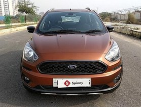 2018 Ford Freestyle Version Titanium Plus Diesel MT for sale at low price in New Delhi