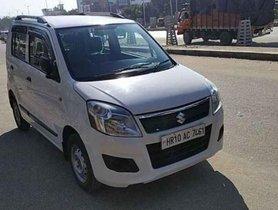 Used 2016 Maruti Suzuki Wagon R Version LXI CNG MT for sale in Faridabad