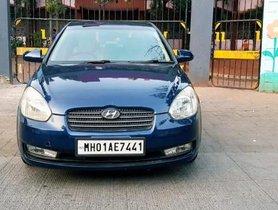Used Hyundai Verna MT car at low price in Pune - Maharashtra