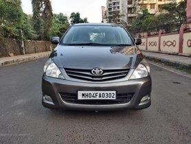 Used Toyota Innova MT 2004-2011 car at low price in Mumbai - Maharashtra