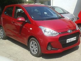 Hyundai Grand i10 1.2 Kappa Sportz 2017 MT for sale in Chennai