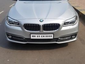 2013 BMW 5 Series AT 2013-2017 for sale in Thane