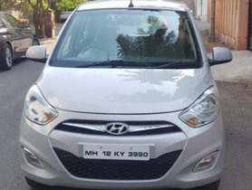 Hyundai i10 Sportz 2014 MT for sale in Pune