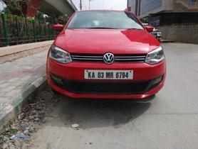 2013 Volkswagen Polo Version Diesel Comfortline 1.2L MT for sale in Bangalore