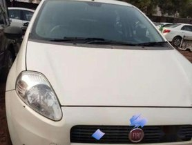 2010 Fiat Punto MT for sale at low price in Lucknow