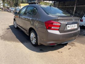 Used Honda City 1.5 V MT Sunroof car at low price in Pune