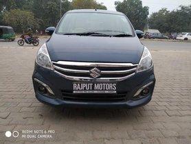 Used Maruti Suzuki Ertiga SHVS ZDI Plus MT 2016 in Faridabad - Haryana