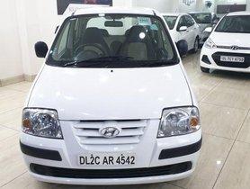 Hyundai Santro Xing GL PLUS CNG 2013 MT for sale in New Delhi