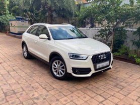 Audi Q3 2012-2015 2013 AT for sale in Chennai