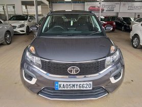 Used Tata Nexon Version 1.5 Revotorq XZ MT car at low price in Bangalore