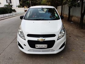 Used 2015 Chevrolet Beat LS MT for sale in Pune