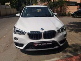 Used 2016 BMW X1 sDrive 20d xLine AT for sale in Bangalore