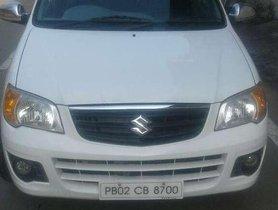 Used Maruti Suzuki Alto K10 VXI 2013 MT for sale in Amritsar
