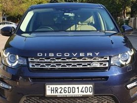 Used Land Rover Discovery Sport Si4 HSE AT 2016 in New Delhi