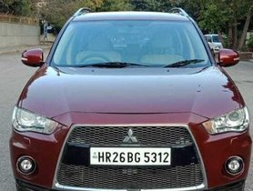 2010 Mitsubishi Outlander 2.4 AT for sale in New Delhi