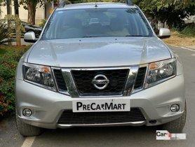 Nissan Terrano 2013-2017 XL MT for sale in Bangalore